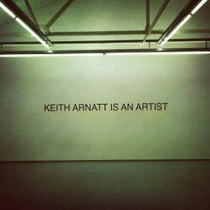 :: Keith Arnett exhibition at the Maureen Paley, London, 2013 ::