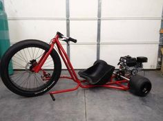 SFD Industries Big Wheel Drift Trike | Big Wheel Drift Trike can be yours for US$2,000
