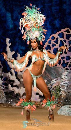 Saya De Malha Fantasy Carnival 2014 Trinidad - Carnival Info