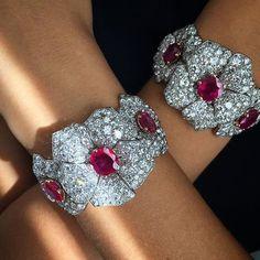 Cartier cuffs