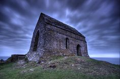 """Rame: """"Without electricity, the little church is lit by candles for services; the flickering candlelight, brave against the winter night and black sea, creates a very special atmosphere and ensures the Christmas Eve carol service is particularly well attended."""" www.bradtguides.com"""