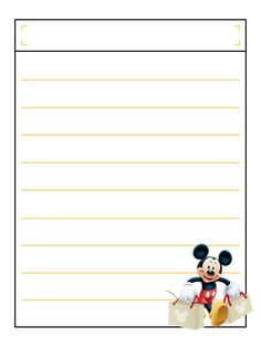 Mickey with shopping bags with title box - Project Life Disney Journal Card… Disney World Vacation, Disney Cruise Line, Disney Vacations, Disney Trips, Project Life Scrapbook, Project Life Cards, Vacation Scrapbook, Disney Scrapbook Pages, Disney Diy
