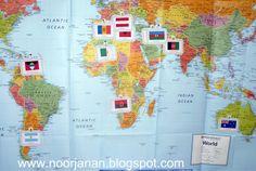 Noor Janan Homeschool: Children of the World