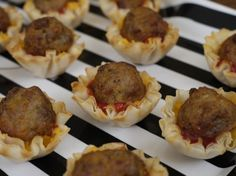 """Hosting a March Madness party? Serve up these """"Slam Dunk Cheeseburger Bites."""" They are always a hit!"""