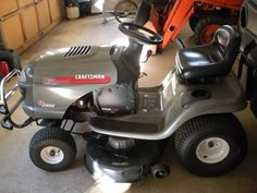 19 Best Riding Mowers - Craigslist images | Lawn mower ...