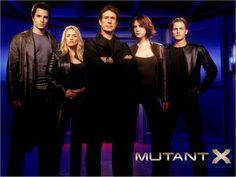 Mutant X....I loved this show to death and I was sooooo P'd when they cancelled it out of nowhere..grrrrr! Lucky there's DVD!