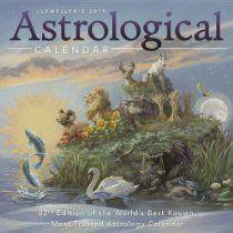 Llewellyn's 2015 Astrological Calendar Astrology Calendar, Astrology Predictions, Cancer Sign, Birth Chart, Christmas 2014, New Age, Occult, Wicca, Tarot