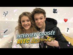 Vlog 27 | Interview croisée avec Lenni-Kim - YouTube Lenni Kim, Interview, Album, Learn French, Occasion, Clip, Dressing Room, Miraculous, Star