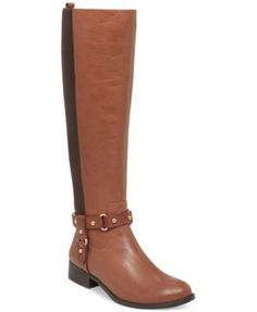 Jessica Simpson Reade 50/50 Tall Shaft Riding Boots