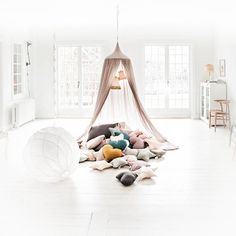 sfgirlbybay / bohemian modern style from a san francisco girl / page 3 Play Spaces, Kid Spaces, Baby Bedroom, Kids Bedroom, Meditation Corner, Deco Kids, Zen Room, Interior And Exterior, Interior Design