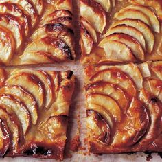 French Apple Tart - Barefoot Contessa