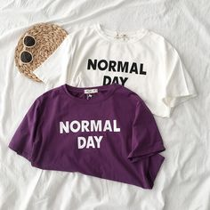 Normal Day T-shirt Colours) – Ice Cream Cake Crop Top Outfits, Retro Outfits, Cute Outfits, Aesthetic T Shirts, Aesthetic Clothes, Disney Inspired Fashion, Disney Fashion, Inspired Outfits, Korean Shirts
