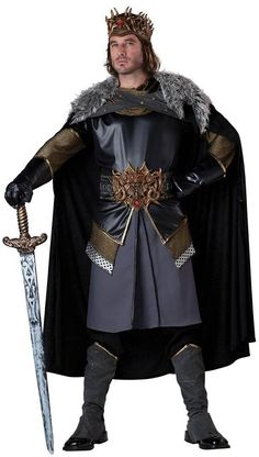 Rule the Renaissance faire in our regal medieval and Renaissance costumes! We have a wide array of high-quality medieval costumes for knights, queens, wizards, and much more, all at the best prices. Carrie Halloween Costume, Halloween Costumes For Kids, Adult Costumes, Halloween Ideas, Halloween Crafts, Halloween 2014, Fantasy Costumes, Adult Halloween, Spirit Halloween