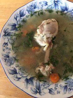 Mom's Chicken Soup