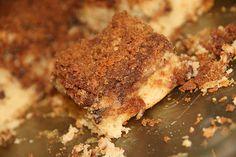 New York Style (gluten free)  Crumb Cake   Gluten Freek