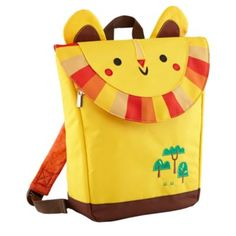 The Land of Nod back pack...she picked it for back to school 1st grade