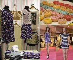 El pasado jueves 16 de abril se reinauguraba la tienda de la firma de moda NAF NAF en el Centro Comercial Moda Shopping: http://www.estiloymoda.com/articulos/candy-party-nafnaf.php