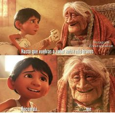 Esta película me encantó ¿Y a ustedes? Disney And Dreamworks, Disney Pixar, Pass Away Quotes, Kung Fu Panda, Love Life Quotes, Heartbroken Quotes, Sweet Words, Old Tv, Twisted Humor