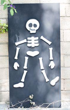 Skeleton Puzzle - GoodHousekeeping.com