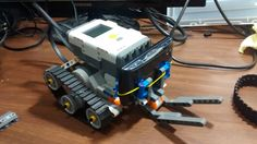 Lego NXT Search and Rescue Robot