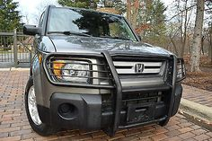2007 Honda Element Ex Sport Utility 4-door 2.4l/4wd/sunroof/cd/4 ...