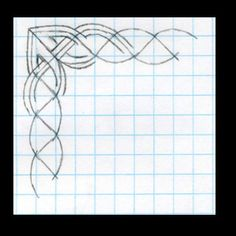 Celtic Knots 101 - Running Borders on WetCanvas