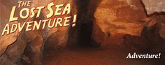 Get Ready to Take an Unforgettable Adventure! You have never seen, heard, or done anything like this before… Your Lost Sea adventure begins with a guided tour of the caverns. This involves a ¾ mile round-trip walk on wide sloping pathways. While touring the caverns and underground lake our guides will tell of the cavern's...  Read more »