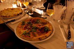 Restaurant Louie Louie : pizza et cocktail, le duo délicieux de la rue de Charonne