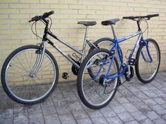 Vendo dos bicletas de montaña (Santander) http://boibu.com/0np6