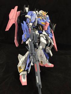 HGBF 1/144 Lightning Z Gundam - Customized Build