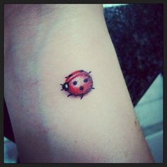 ladybug tattoo - Google Search