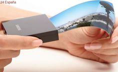 Samsung no lanzará móviles de pantalla flexible hasta 2019