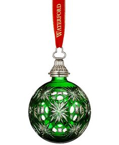 Waterford Christmas Ornament