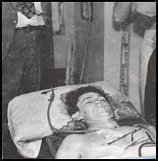 「james dean body after crash」の画像検索結果