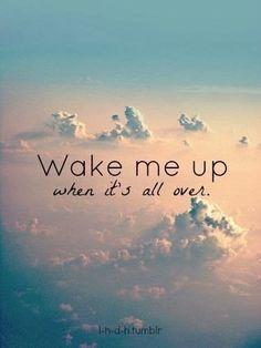 Avicii- Wake me up