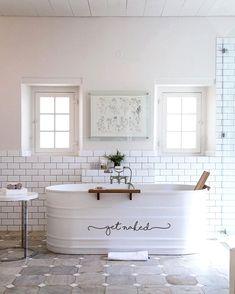 Modern Farmhouse Bathroom Remodel Ideas – Page 21 – Home Decor Ideas House Design, Interior, Home, Bathroom Styling, Modern Farmhouse Bathroom, Bathroom Design, Beautiful Bathrooms, Small Bathroom Remodel, Farmhouse Bathroom Decor