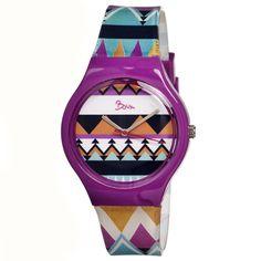 Boum Ladies' Miam Watch in Purple - Beyond the Rack
