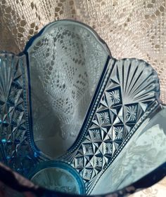 Rare Antique EAPG early american patterned by BlueDaisyClassics