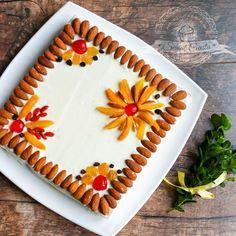 Mazurek marchewkowy | Świat Ciasta