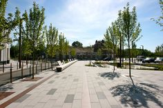 Templeuve by Agence Canopee 04 « Landscape Architecture Works | Landezine