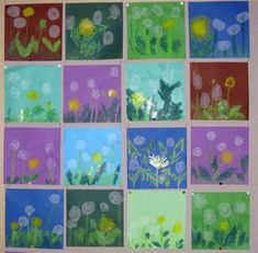 Oppilastyö2006 Spring, Papillons