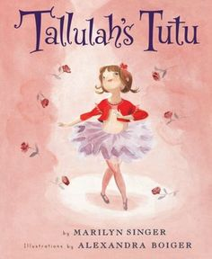 i bought this book for my Talula for her first dance recital