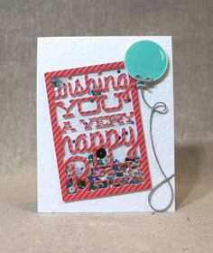 Papertrey Ink - One Liners: Happy Die CARD IMAGES - Google Search