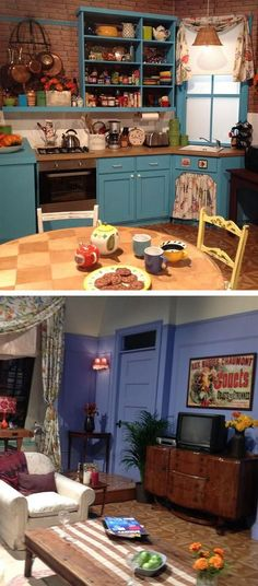 London's FriendsFest lets you take a tour of Monica's apartment