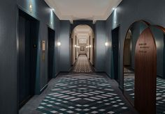 〚 Stylish design with nostalgic notes for the new Kimpton hotel in Toronto 〛 ◾ Photos ◾Ideas◾ Design