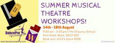 DPA summer workshop CACF