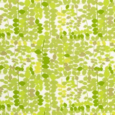 Greenwich Village – Leaf fabric, Designers Guild | Aspen leaves cleverly arranged in a graphic layout, simple yet effective