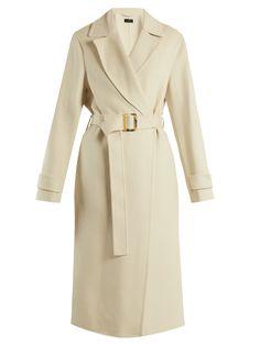 Joseph cashmere-blend trench coat
