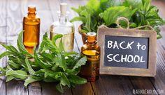 "Essential Oils: ""Make & Take"" Class - Back to School! - Real Food Carolyn"
