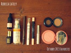 Rebecca Lately // October 2013 Favorites
